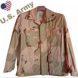Authentic Desert Storm U.S. Army Jacket